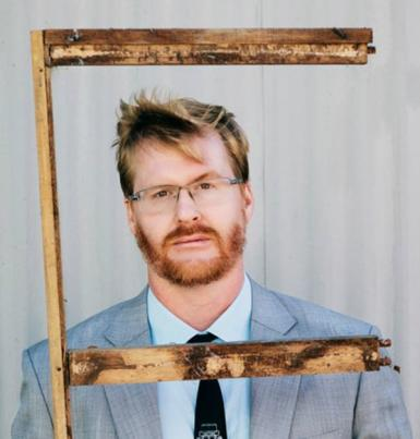 Comedian Kurt Braunohler at Rumor's Comedy Club
