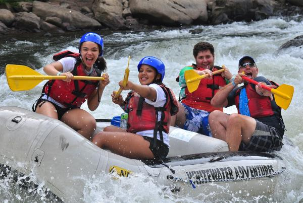 Ohiopyle Whitewater Rafting