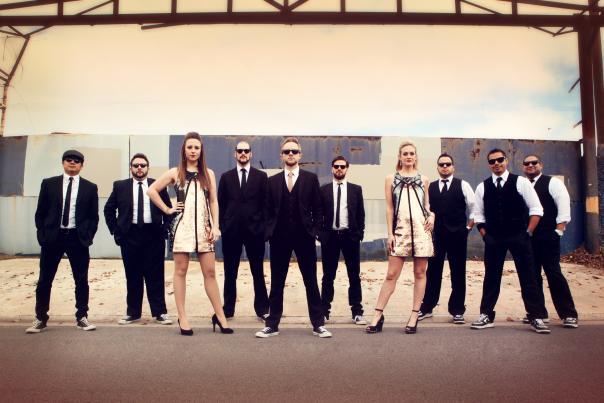 The Nightowls promo photo