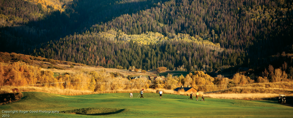 Fall at the Haymaker Golf Course