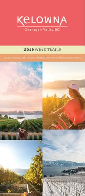 2019 Wine Trails Cover