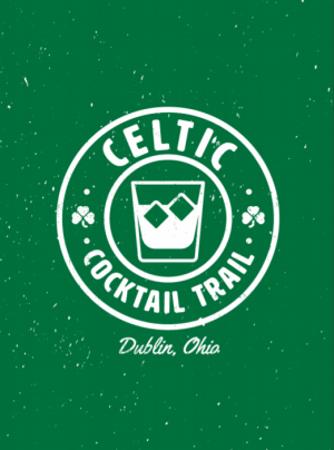 Celtic Cocktail Trail Guide Cover