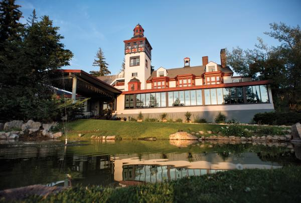 The Lodge Resort and Spa