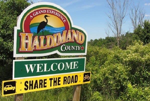 cycling haldimand county