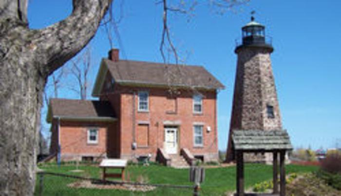 Genesee lighthouse