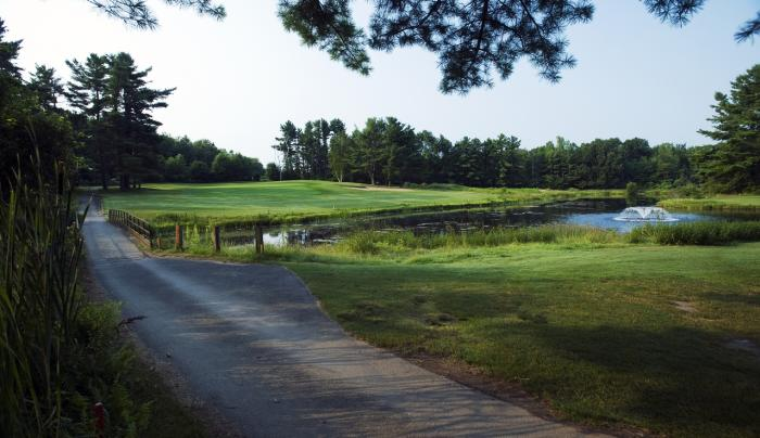 Saratoga Spa Golf Course