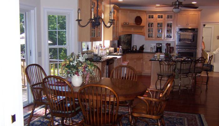 Primrose Hill - kitchen