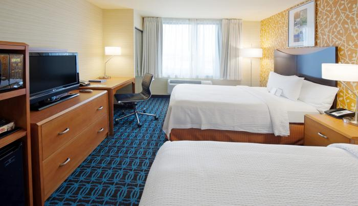 Fairfield Inn Marriott New York JFK Airport