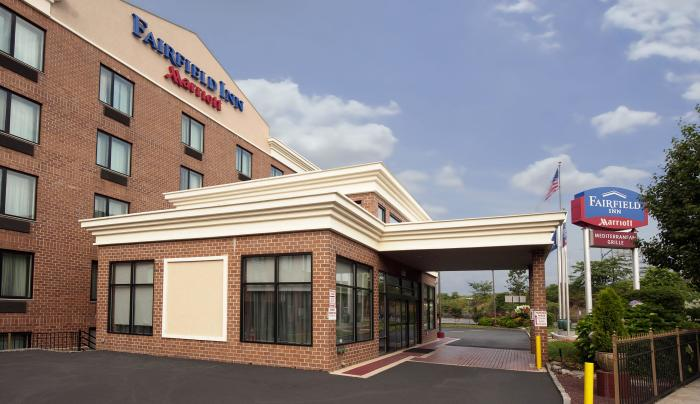 Fairfield Inn JFK, exterior