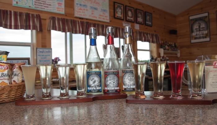 flight bottles