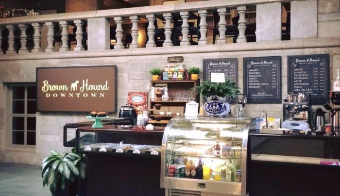Brown Hound Bakery & Coffee
