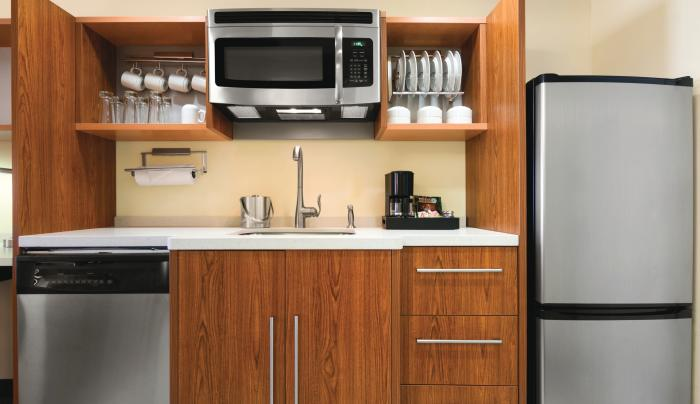 Home2 Suites Kitchenette