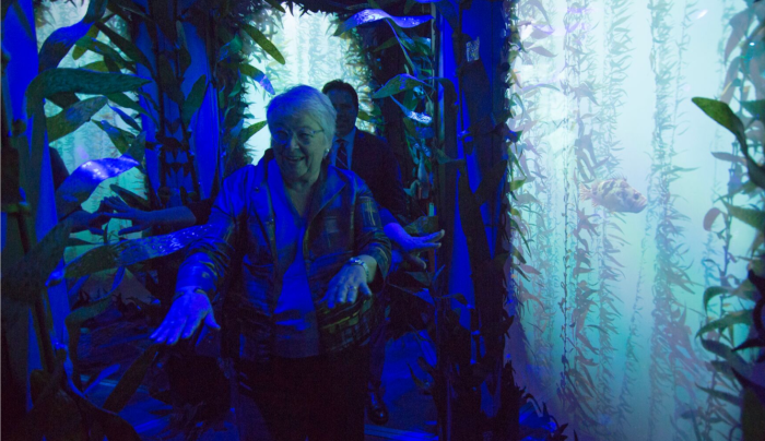 10. National Geographic Encounter: Ocean Odyssey