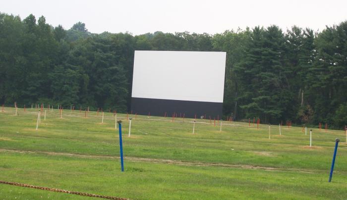Overlook - screen