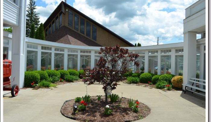 Endicott Visitor Center Photo Courtesy of Endicott Visitor Center