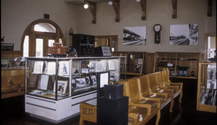 Inside Salamanca Rail Museum.jpg