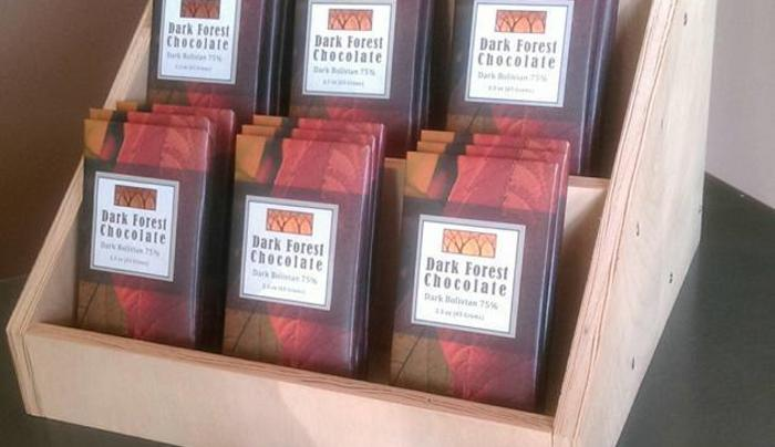 Dark Forest Chocolate Makers