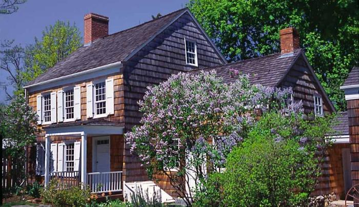 Whitman Birthplace