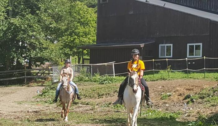 Camp Buckaroo and Horsemanship Lessons