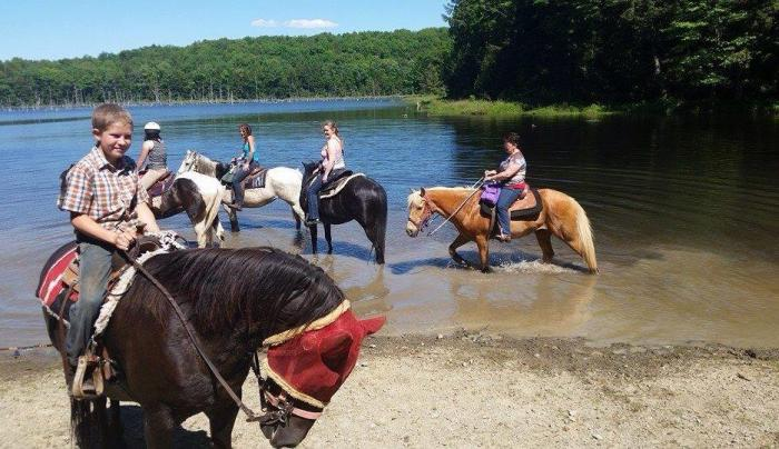 Trail Rides at Brookfield Trails