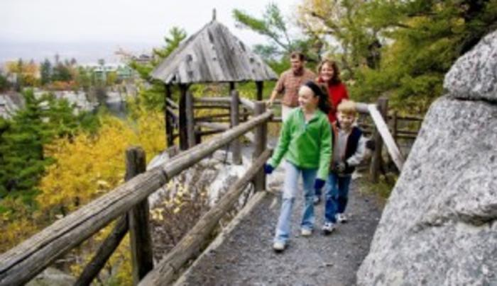 Mohonk Moutain House Hike
