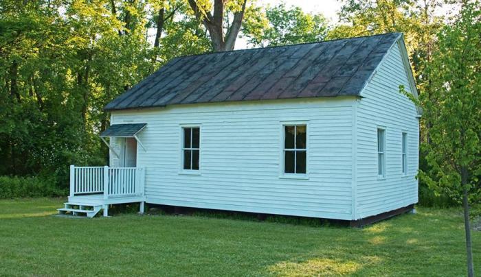 Ichabod Crane Schoolhouse