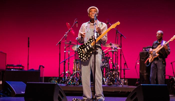 Buddy Guy at Guild Hall