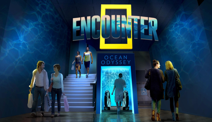 National Geographic Encounter: Ocean Odyssey 1