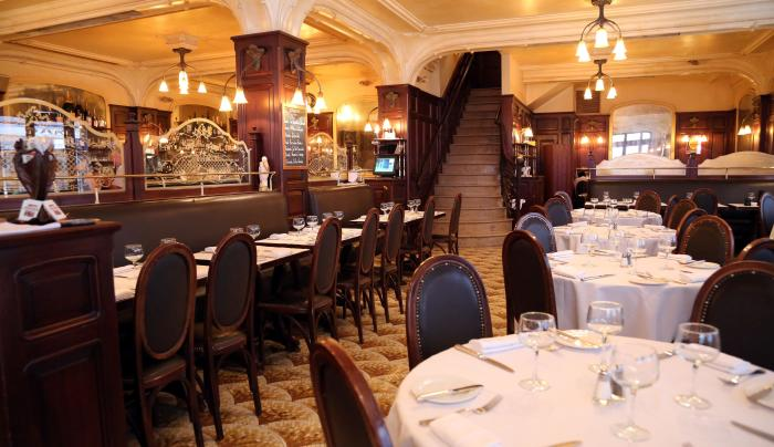 Orsay Restaurant, dining room