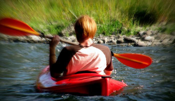 Kayak Trips & Rentals at NY River Adventures @Tall Pines