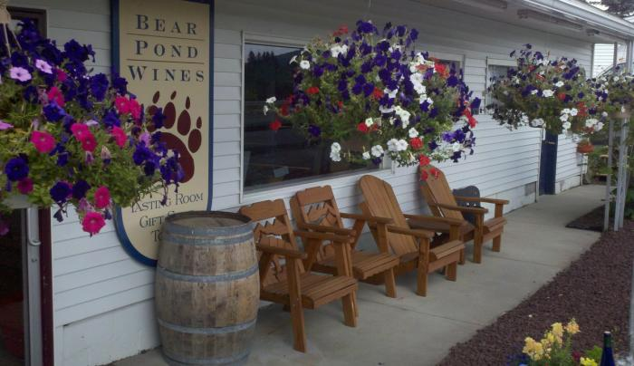 Bear Pond Winery - Photo Courtesy of Bear Pond Winery