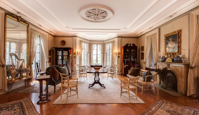 Locust Grove Estate Drawing Room
