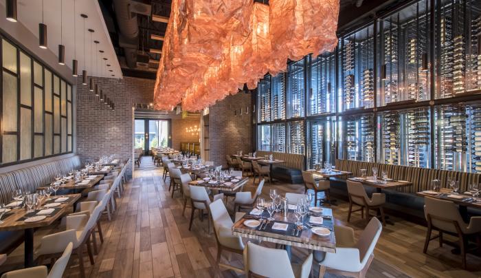 Black & Blue Steak and Crab - Dining Room
