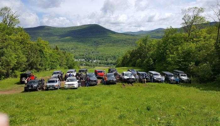 Hunter Mountain 4x4 Tours