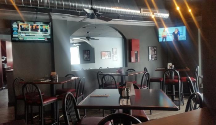 Bar w/  TV's