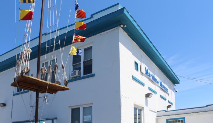 Lee White Maritime Exterior