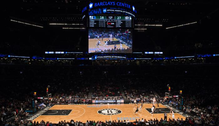 Mavericks vs Nets