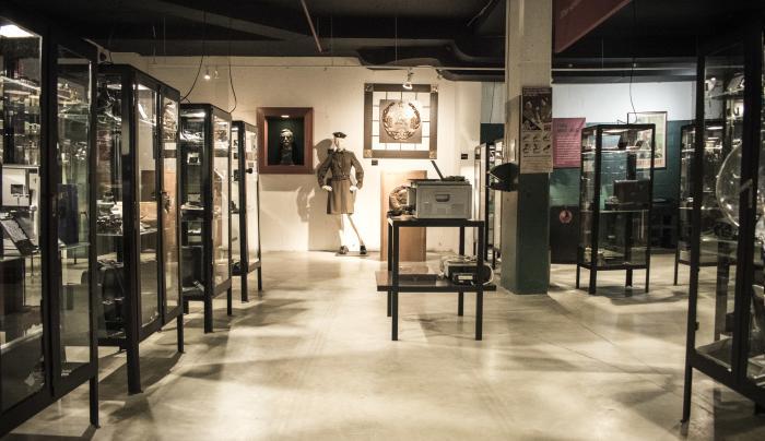 KGB Espionage Museum