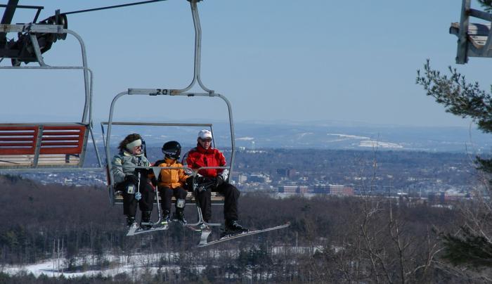 Maple Ski Ridge - Photo Courtesy of Friends of Maple Ski Ridge