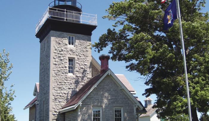 Thirty Mile Lighthouse