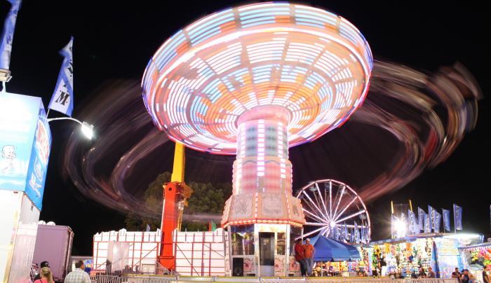 Dc Fair - Rides