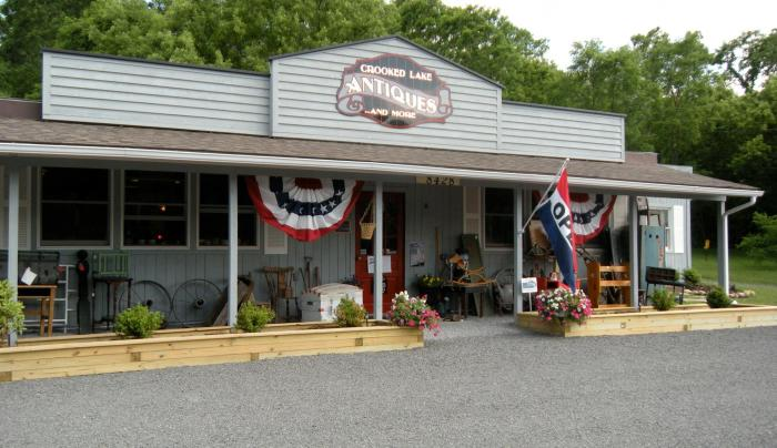 Crooked Lake Antiques