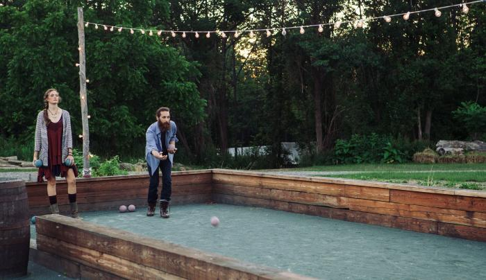 Lounge - Bocce Court