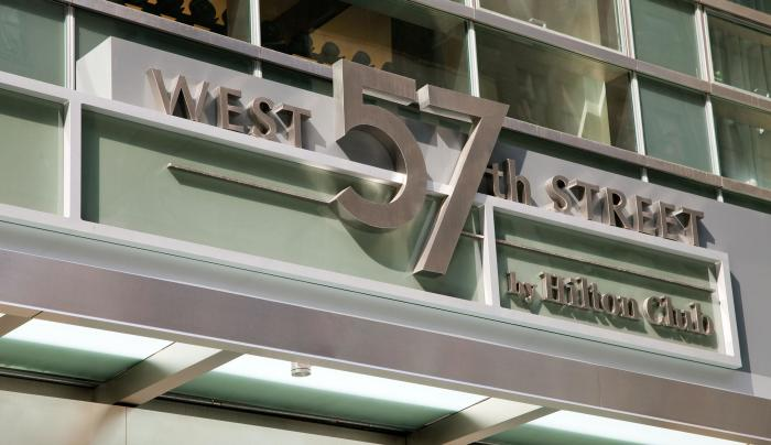 West 57th Street by Hilton Club exterior