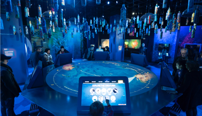 8. National Geographic Encounter: Ocean Odyssey