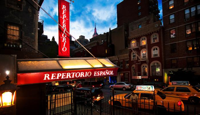 Photo by Michael Palma Mir. - Repertorio Espanol Building