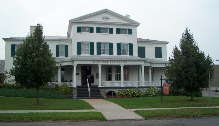 Frederic Remington Museum.JPG