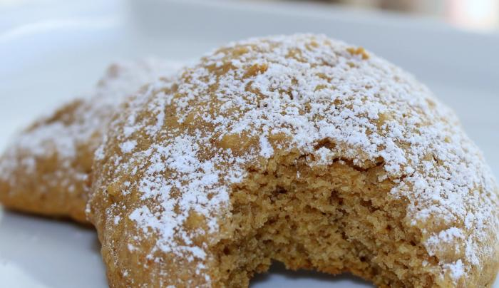 Pumpkin Muffin Top