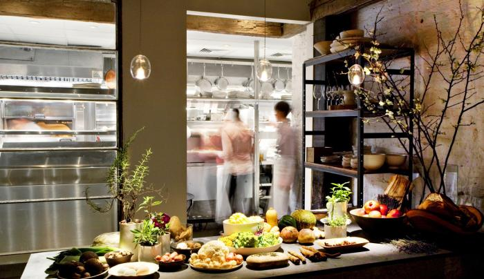 ABC Kitchen by Jean- Georges _ Photo by Will Steacy _ Courtesy of NYC & CO