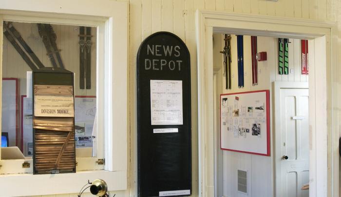 North Creek Depot Museum